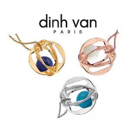 Collection Sphère Dinh Van