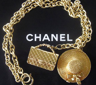 Bijoux Chanel