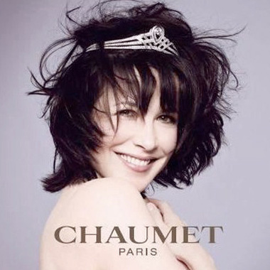 Sophie Marceau Chaumet