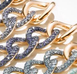 Pomellato joaillerie et les bracelets bijoux «Pom Pom»