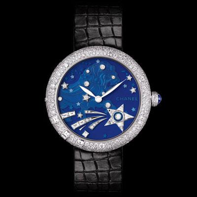 Chanel Mademoiselle Privee Montre Constellation