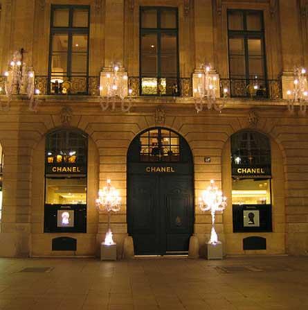 Maison Chanel Place Vendôme