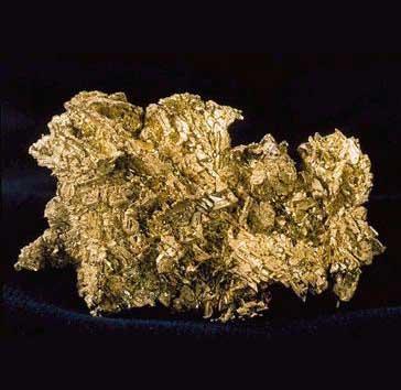 Pepite d'or