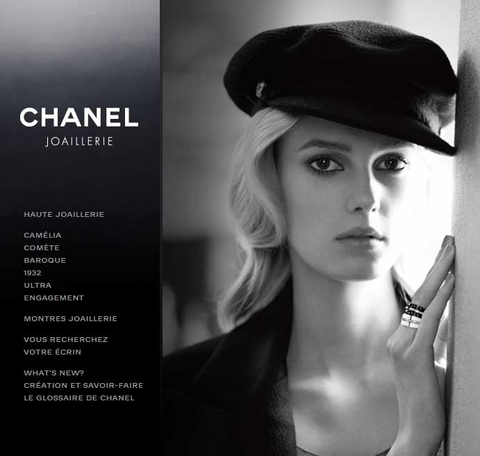 Site Chanel Joaillerie