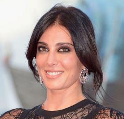 Boucles d'oreilles Chopard joaillerie de Nadine Labaki