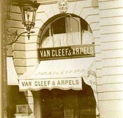 Les ateliers de Joaillerie de Van Cleef et Arpels