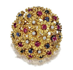 Broche Van Cleef and Arpels