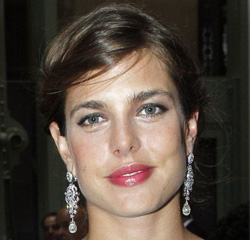 Charlotte Casiraghi Cartier