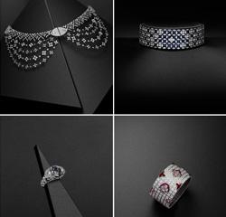Le voyage dans le temps Louis Vuitton Joaillerie