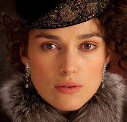 Keira Knightley égérie Chanel jusqu'au 7ème art