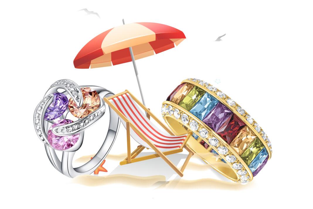 Les bijoux de l'été 2020