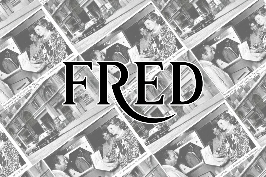 Fred, audace, style et glamour , Un empire de perles et de bijoux.